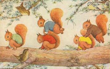 Squirrelleapfrog