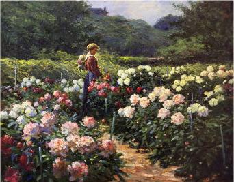 Gatheringflowers