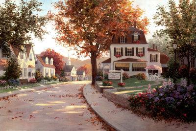 Autumnbedbfast