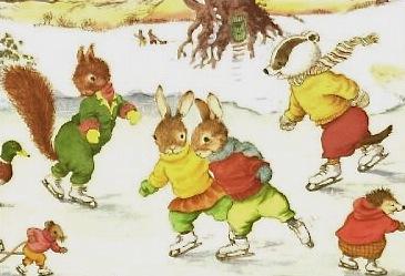 Bunniesskating