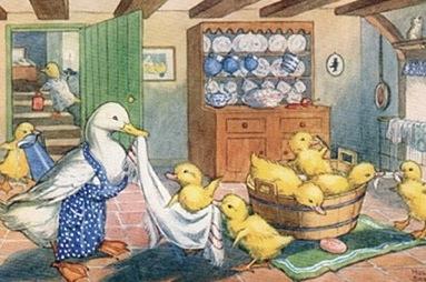 Ducklingsbath