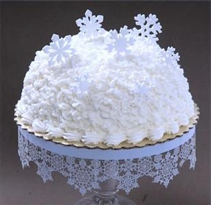 Snowflakecake